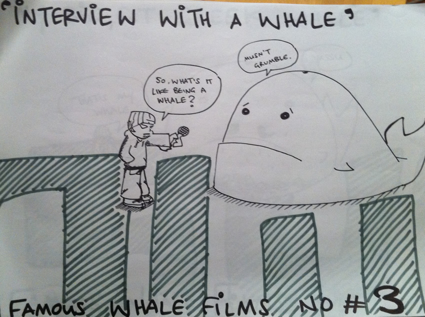 Interview With A Whale