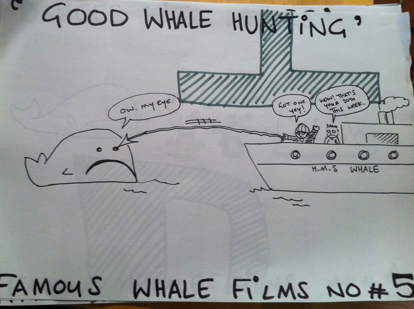 Good Whale Hunting