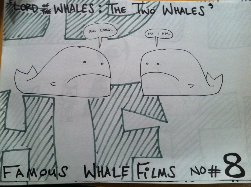Lord Of The Whales: The Two Whales