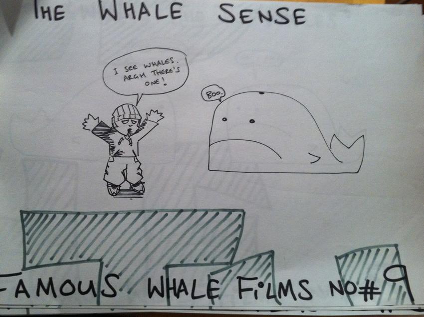 The Whale Sense