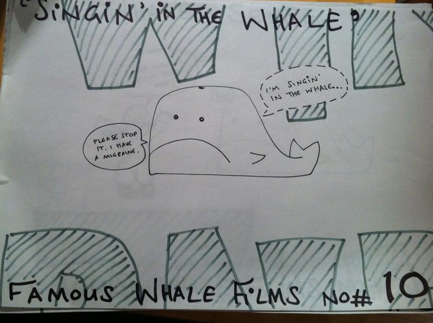 Singin' In The Whale