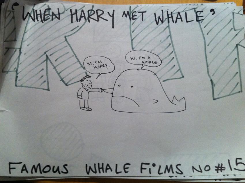 When Harry Met Whale