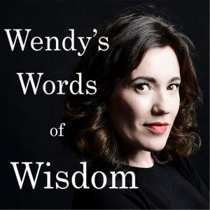Tiernan on Wendy Wason's 'Words of Wisdom' Podcast