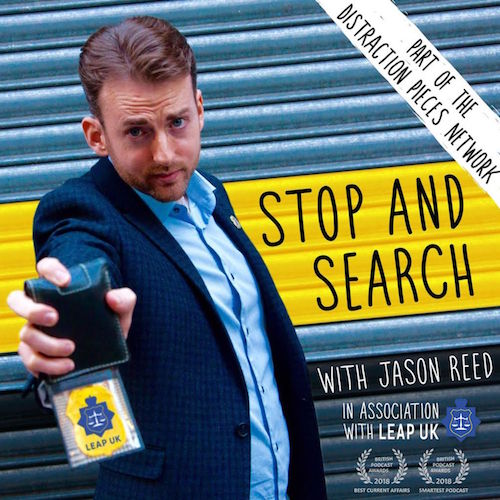 Stop and Search Podcast: Breaking The News Part 2