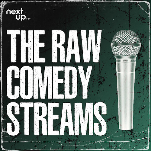 The Raw Comedy Streams