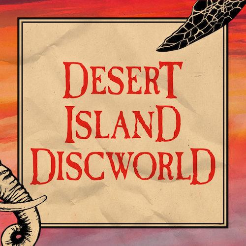 Desert Island Discworld