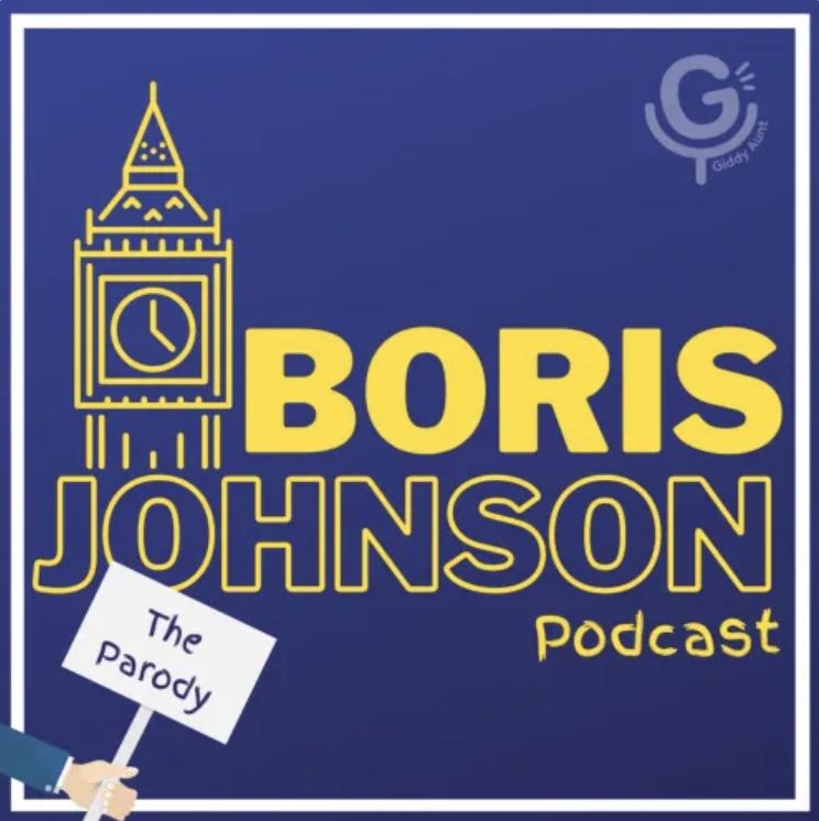 The Parody Boris Johnson Podcast